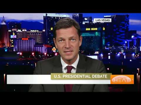 The Heat: Reviewing the final US presidential debate PT 1