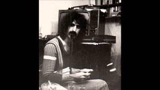FRANK  ZAPPA 1968-10-20 Concertgebouw, Amsterdam