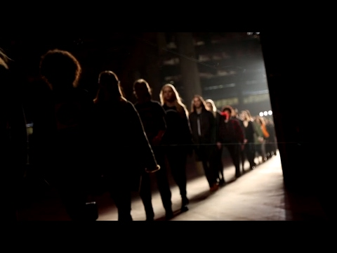 Diesel Black Gold - Women's Autumn-Winter 2017/18 collection in Milan (with interview)