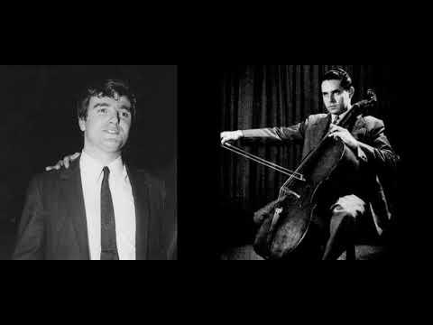 Brahms - Leonard Rose, Jean-Bernard Pommier (1982) Sonate En Fa Majeur, Op. 99