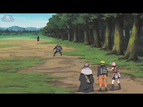 Naruto, Kakashi, Sakura & Chiyo Vs Itachi (HD) English Subbed