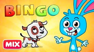 BINGO i zając Filip - Piosenki dla dzieci Bajlandia.tv - ZESTAW piosenek 46 min. thumbnail