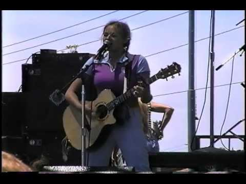 Jewel Concert from May Day Festival in San Diego, April 29, 1995