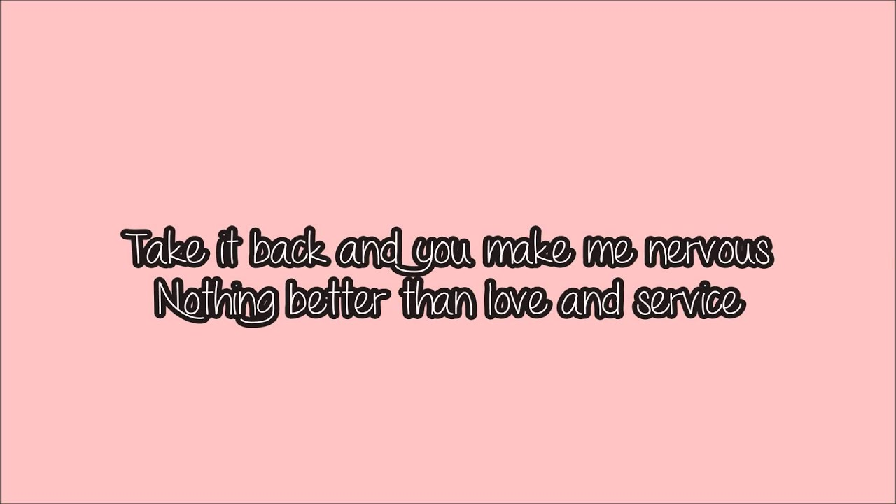 Red Hot Chili Peppers - Universally Speaking Lyrics - YouTube