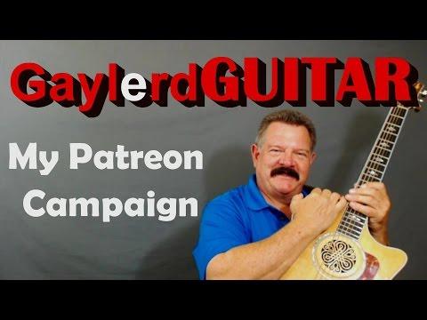 Support GaylerdGUITAR