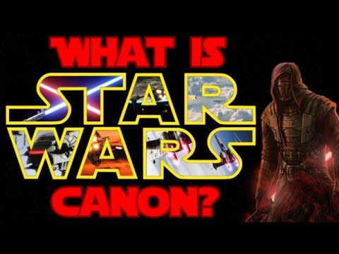 Star Wars: What is Canon?