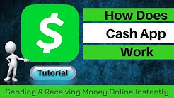 How Does Cash App Work A Tutorial For Sending And Receiving Money Online Instantly |$5 Promo Code