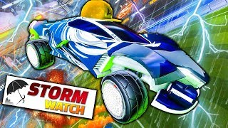 """FINALLY USING THE NEW MYSTERY DECAL """"STORM WATCH"""""""