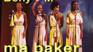 ma baker - Bony M + lyrics