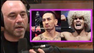 Joe Rogan - Max Holloway vs. Khabib NOT AN APRIL FOOLS JOKE