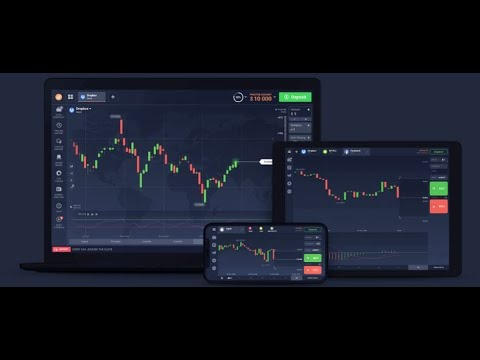 Iq option plataforma trading