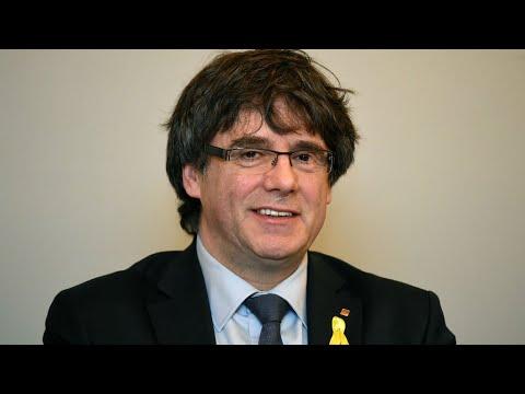 Germany: Police detain ex-Catalan leader Puigdemont on European arrest warrant