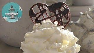 Schoko Deko für Torten und Kuchen