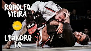 Rodolfo Vieira (BRA)  vs Leandro Lo (BRA) - Heavyweight GP Final