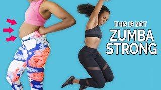 10 MIN STRONG BY ZUMBA WORKOUT