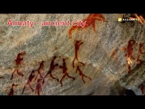 Almaty - The Ancient City