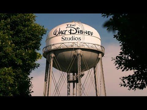 Time Lapse Video of The Walt Disney Studios in Burbank, California