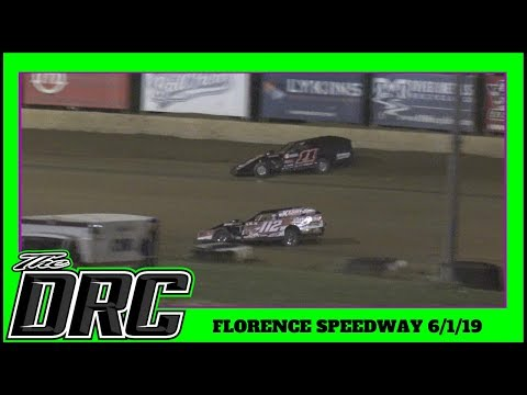 Florence Speedway | 6/1/19 | Modifieds | Feature