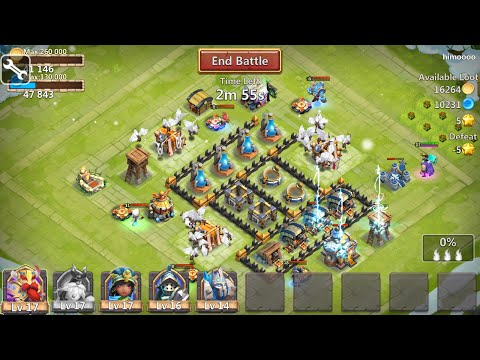 New Hack Castle Clash 1.2.66 Android 2015