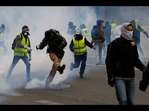 Yellow Vests hitting the street for the 31st week in a row
