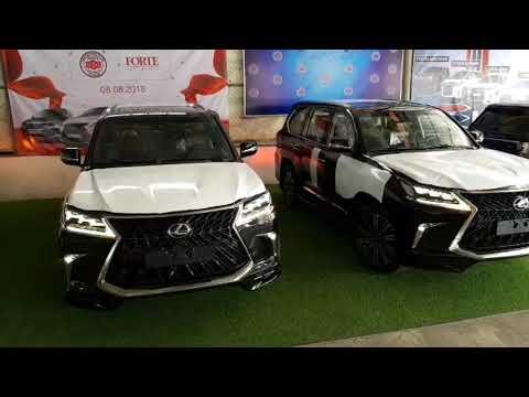 2019 Lexus Lx570 Super Sport 2019 Toyota Land Cruiser Gt For