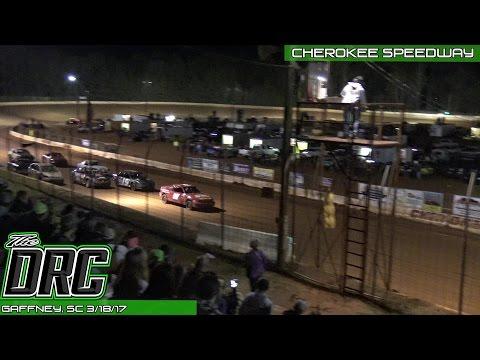 Cherokee Speedway | 3.18.17 | SCDRA Extreme 4 | B-Main 2