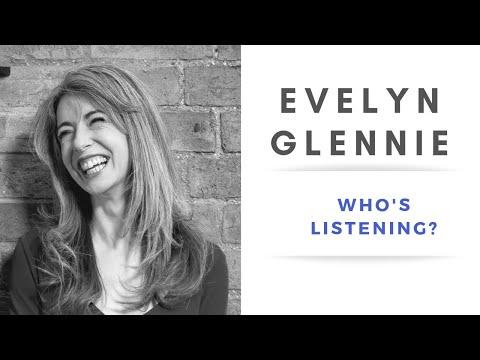 Evelyn Glennie   Who's Listening?   Part 2 – A Little Prayer