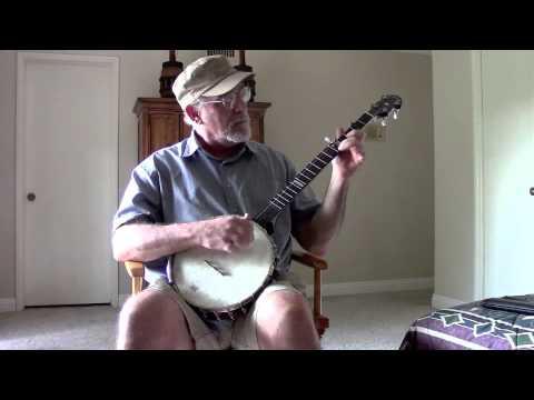 Soldiers Joy Goldtone CB-100 Open Back Banjo