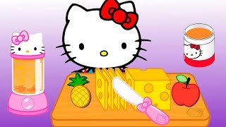 Hello Kitty Lunchbox Cooking Games