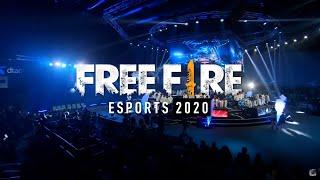 ¡Preparate para FREE FIRE ESPORTS 2020! | GARENA FREE FIRE