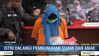 Tersangka Pembunuhan Ayah dan Anak Terancam Hukuman Mati