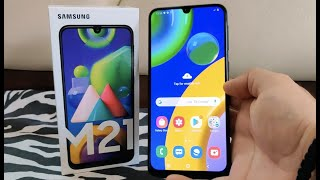 Samsung Galaxy M21 Unboxing And Quick Review- Is It Worth Buying?