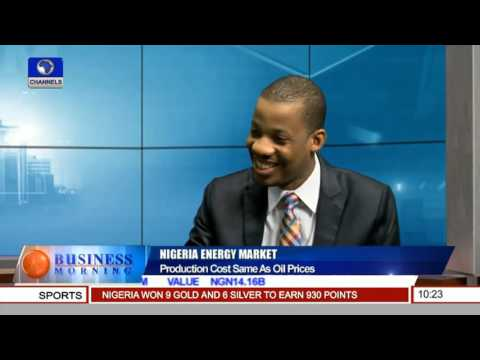 Nigeria Energy Market: Production Cost Same As Oil Prices -- 18/01/16