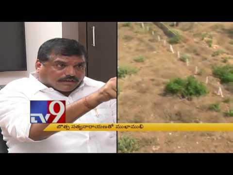 Face to face with Botsa Satyanarayana - Mukha Mukhi - TV9