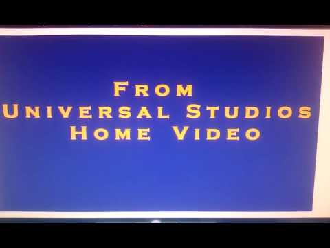 FROM UNIVERSAL STUDIOS HOME VIDEO