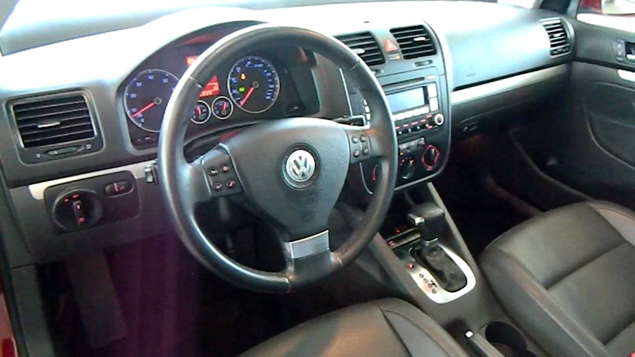 Salsa Red 2009 VW Jetta SEL 2.5 @ Eastside Volkswagen in ...