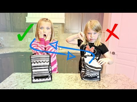 THE LUNCHBOX SWITCH UP CHALLENGE!