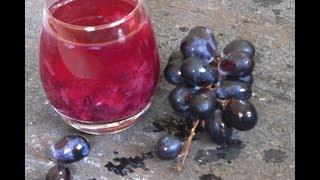 Arabian Pulpy Grape Juice