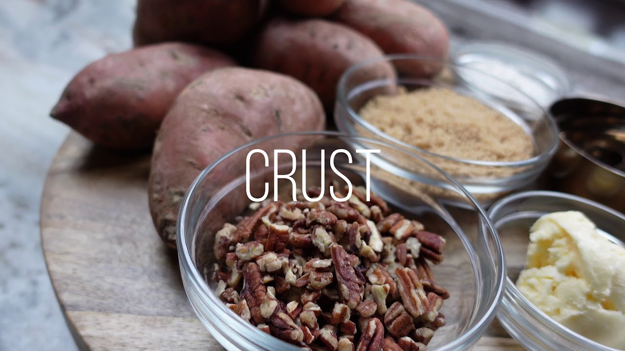 Cookin' With Crys : Vegan Sweet Potato Casserole