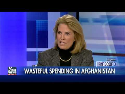 Anatomy of outrageous gov't waste in Afghanistan