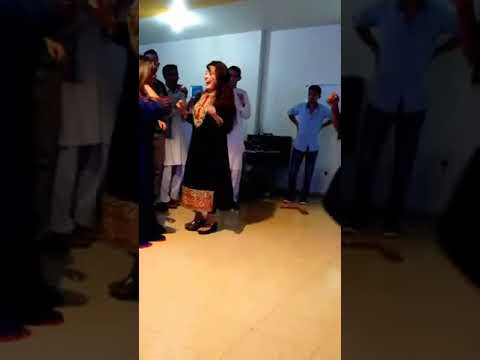 Pakistani boys dance with philphini and African girls