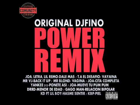 DJFINO-POWER REMIX
