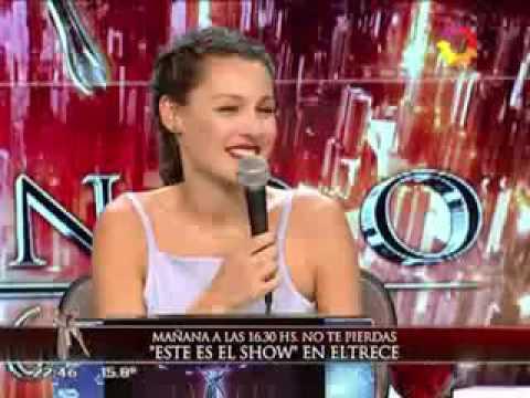 Pampita y De Brito se vieron las caras en el Bailando tras el escándalo del lunes