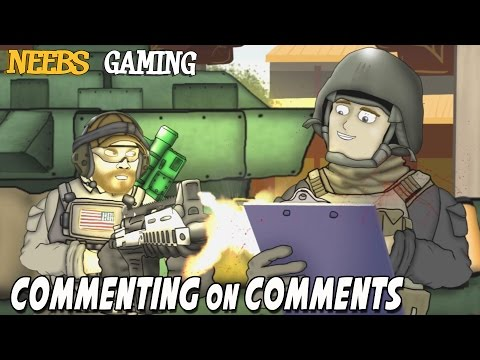 BFF's Commenting on Comments - The Podcast Fight!!!