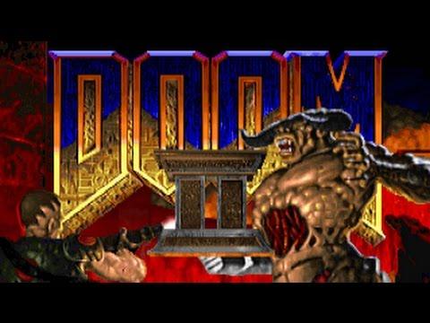 DOOM II: Hell on Earth Gameplay (PS3)