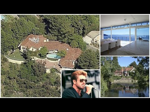 George Michael leaves behind impressive property portfolio