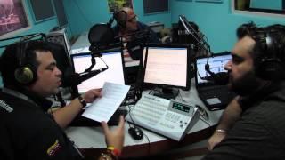 Nick Arvelo - Gira de Medios - Entrevista Ciudad 88.5 FM