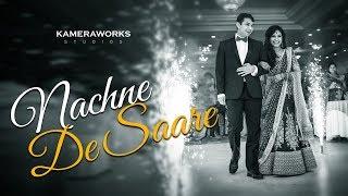 Nachne De Saare | Aditi & Nishanth | Lip Dub Video | Kameraworks Studios - 8827726752