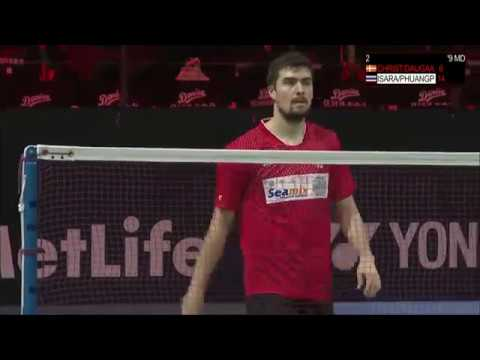 Download Yonex Denmark Open 2016 | Badminton R16 - Court 2 (Part 1)