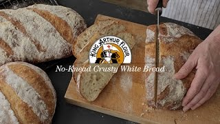 No-Knead Crusty White Bread: Our 2016 Recipe of the Year